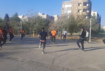 ورزش جمعه بیست و سوم مهر