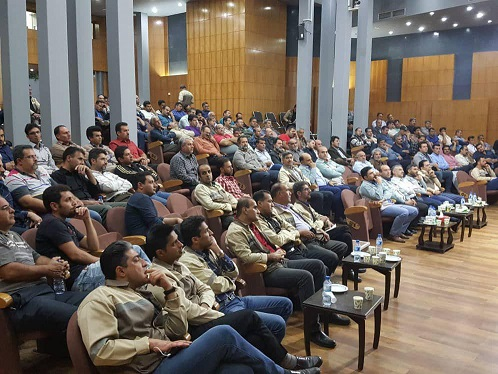 برگزاری کارگاه آموزشی شناخت اعتیاد در شرکت فولاد مبارکه
