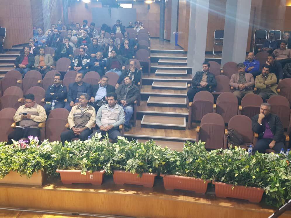برگزاری مجدد کارگاه آموزشی شناخت اعتیاد در شرکت فولاد مبارکه