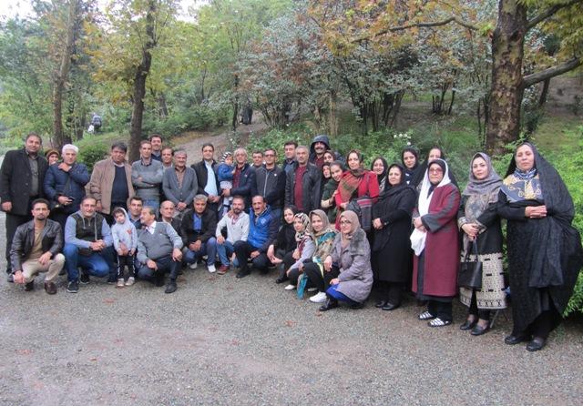 گزارش سفر به تهران