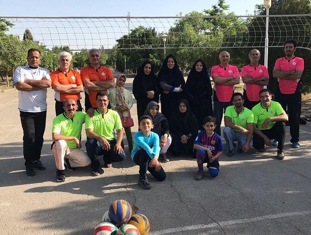 ورزش جمعه سوم خرداد