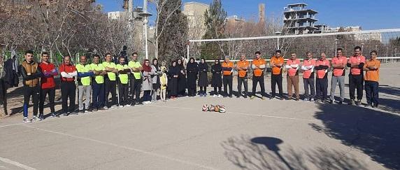 ورزش جمعه بیست و پنجم بهمن