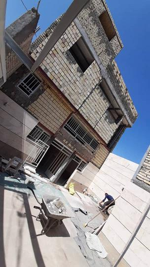 گزارش احداث ساختمان 1400.2.10