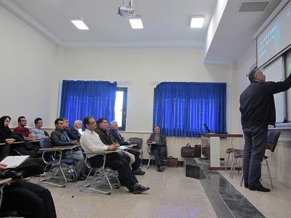 برگزاري نشست تخصصي سروج با دانشگاه (پيوند جامعه و دانشگاه)