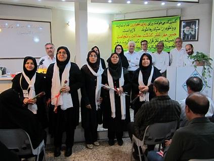 جشن رهایی دو مسافر عزیز حسن و حسین