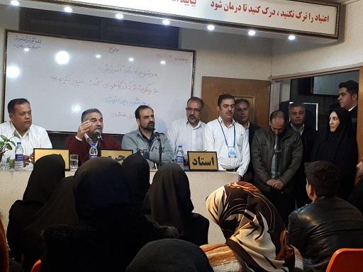 جشن رهایی دو مسافر عزیز بهرام و کیوان
